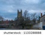 historic town wells  a... | Shutterstock . vector #1133288888
