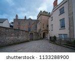 historic town wells  a... | Shutterstock . vector #1133288900