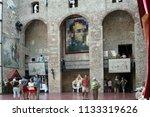 figueres  spain   august 12 ...   Shutterstock . vector #1133319626