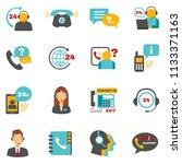 business icon vector...   Shutterstock .eps vector #1133371163