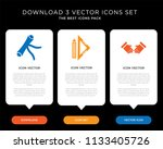 business infographic template...   Shutterstock .eps vector #1133405726