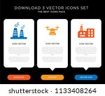 business infographic template... | Shutterstock .eps vector #1133408264