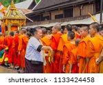 luang prabang  lao   april 15 ... | Shutterstock . vector #1133424458