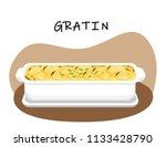 illustration vector flat... | Shutterstock .eps vector #1133428790