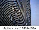 modern architecture building...   Shutterstock . vector #1133465516