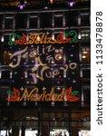 mexico city  mexico mexico....   Shutterstock . vector #1133478878