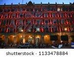 mexico city  mexico mexico....   Shutterstock . vector #1133478884