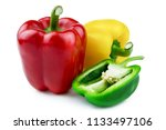 sweet bell pepper for healthy...