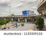 bangkok  thailand  july 12 2018 ... | Shutterstock . vector #1133509133