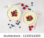 cheesecake decorated with... | Shutterstock . vector #1133516303