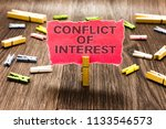 conceptual hand writing showing ...   Shutterstock . vector #1133546573