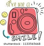 t shirt photograph cartoon   Shutterstock .eps vector #1133565668