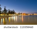 This Image Shows The Suburb Of...