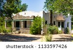 taos  nm  usa 8 july 18  a... | Shutterstock . vector #1133597426