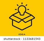 idea icon signs