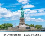 statue of liberty sculpture | Shutterstock . vector #1133691563