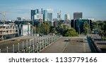 cityscape of tallinn  estonia.... | Shutterstock . vector #1133779166