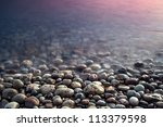 nature composition of sunset. | Shutterstock . vector #113379598