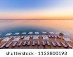 syracuse  isle of sicily  italy.... | Shutterstock . vector #1133800193