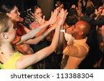 new york  september 13  ...   Shutterstock . vector #113388304