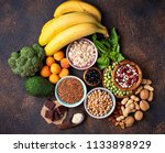 assortment of product... | Shutterstock . vector #1133898929