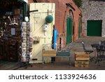 exeter  devon   england  ... | Shutterstock . vector #1133924636