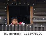 san miguel tzinacapan  puebla...   Shutterstock . vector #1133975120
