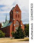 hassleholm  sweden   june 26 ... | Shutterstock . vector #1134039323