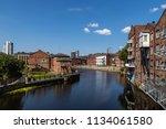 leeds  united kingdom 07.05... | Shutterstock . vector #1134061580