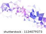 dark pink vector shining... | Shutterstock .eps vector #1134079373