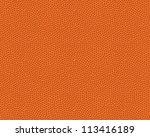 basketball textures with bumps  ...   Shutterstock . vector #113416189