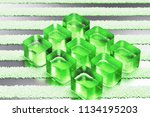 green text editor icon on the...