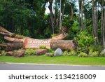 thailand   15 july 2018   dusit ... | Shutterstock . vector #1134218009
