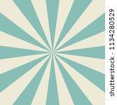 sunlight retro faded background.... | Shutterstock .eps vector #1134280529