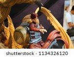 kuala lumpur  malaysia  april 7 ...   Shutterstock . vector #1134326120