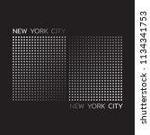 vector illustration on the... | Shutterstock .eps vector #1134341753