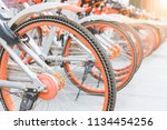 a healthy way of appearing   ... | Shutterstock . vector #1134454256