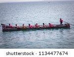castro urdiales  spain   july... | Shutterstock . vector #1134477674