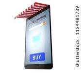 3d rendering digital tablet...