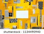 creative atmosphere art mood... | Shutterstock . vector #1134490940