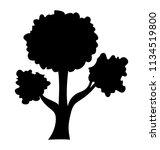 glyph icon vector design of... | Shutterstock .eps vector #1134519800