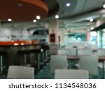 blurred or defocus image of... | Shutterstock . vector #1134548036