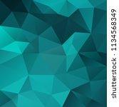 vector abstract irregular... | Shutterstock .eps vector #1134568349
