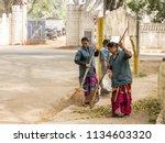 mysore  karnataka  india....   Shutterstock . vector #1134603320