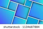 art design quadrans   Shutterstock . vector #1134687884