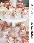 cupcakes | Shutterstock . vector #113473810