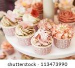 cupcakes | Shutterstock . vector #113473990