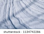 natural wave like ornament made ... | Shutterstock . vector #1134742286