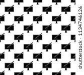 web design icon in pattern...