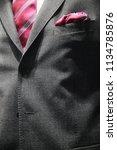 true gentleman's suite. close...   Shutterstock . vector #1134785876
